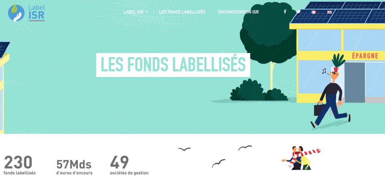 Fonds ISR : de nouveaux fonds labellisés portent le total à 230 fonds Label ISR