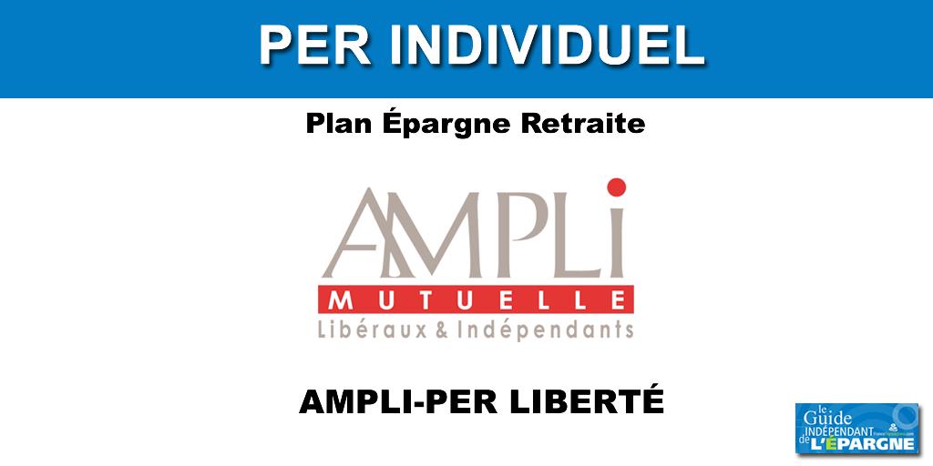 Épargne retraite : AMPLI-Mutuelle propose aux TNS le PER le moins cher du marché !