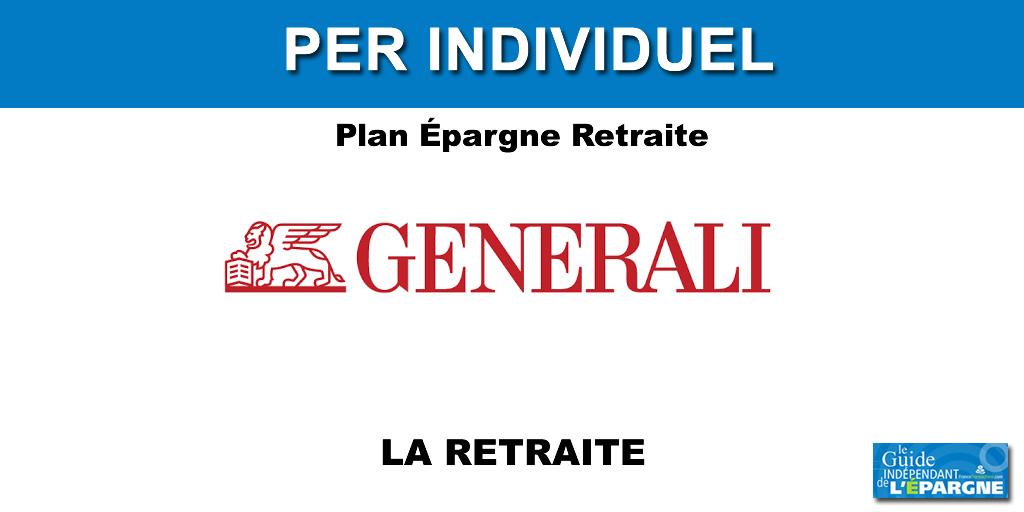 LA RETRAITE (GENERALI)