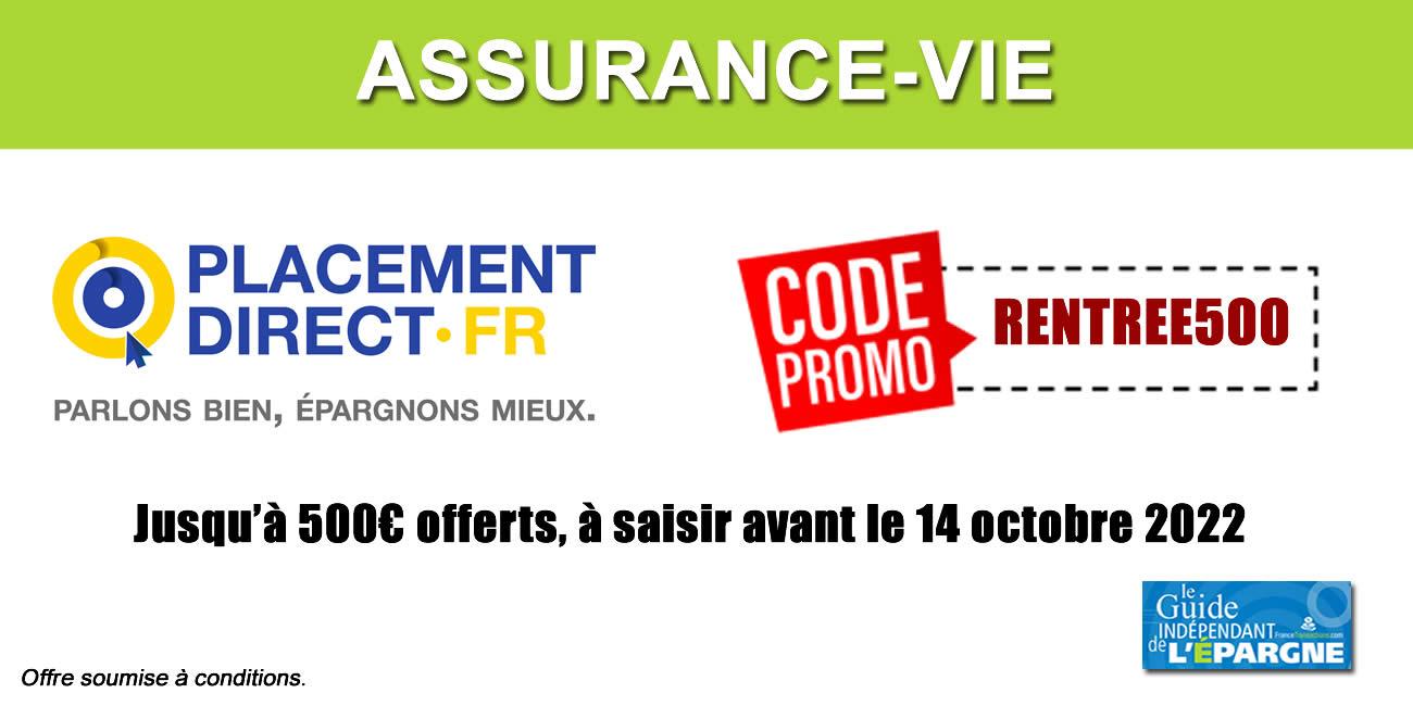 Épargne retraite : offre de transfert vers le PER Placement-direct, jusqu'à 400€ offerts