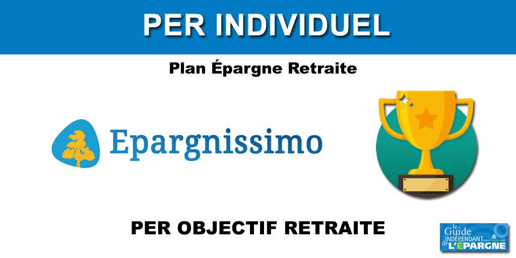 Le PER Objectif Retraite distribué par Epargnissimo, récompensé par la presse financière