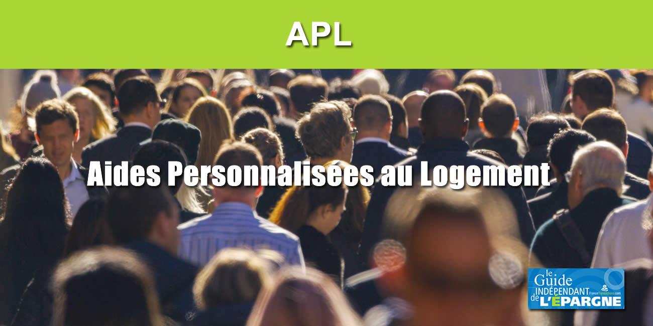 Hausse des APL au 1er octobre 2021 de +0.42%