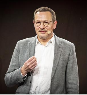 Alain Colin, Directeur Général de Monabanq