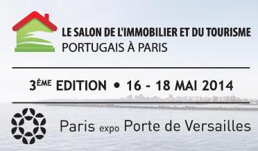 Salon de l'immobilier au Portugal: du 16 au 18 mai 2014, Porte de Versailles