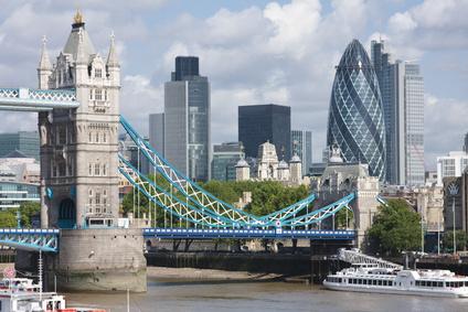 Immobilier: Londres, ville européenne la plus chère, juste devant Paris