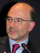 Le ministre de l'Economie et des Finances Pierre Moscovici