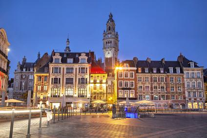 Immobilier à Lille