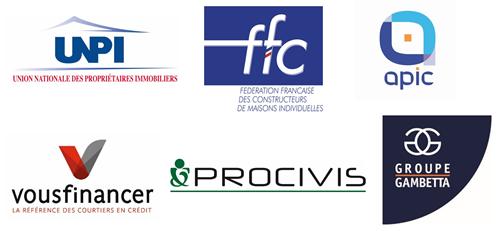 Collectif de professionnels et représentant des propriétaires demandant le rétablissement complet des APL Accession
