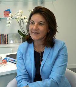 Catherine Nini, Présidente de Bourse Direct