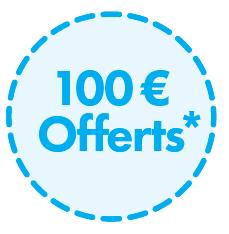 PERP Puissance Avenir: 100€ offerts à l'adhésion ou au transfert de votre ancien PERP!