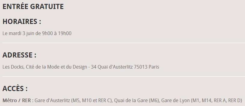 FORUM EXPAT, seul événement français d'envergure consacré à l'expatriation, organisé mardi 3 juin 2014 à Paris