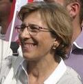 Marie-Noëlle Lienemann, membre de l'aile gauche du PS