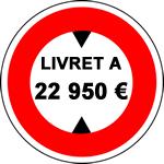 Au 1er janvier 2013, une famille de 4 personnes pourra placer 115 800 € à 2,25%, net d'impôt