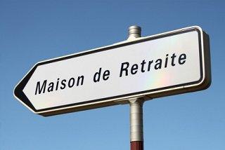 Maison de retraite, coût moyen : 1.857 euros par mois