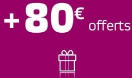 Banque en ligne : 80 € offerts chez Boursorama banque !