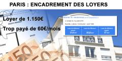 Loyer trop cher sur Paris : comment faire pour demander le remboursement du trop-perçu ?