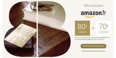 BforBank, offre exclusive Amazon.fr, 150€ offerts pour l'ouverture de votre compte courant