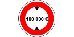 Ne pas laisser plus de 100.000€ d'avoirs dans une seule et même banque !