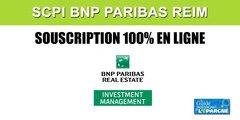 La SCPI Accimmo Pierre de BNP Paribas RIEM peut être désormais souscrite 100% en ligne