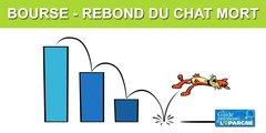 Bourse : Fort rebond du CAC40 (+8.39%), comme une vague odeur de chat mort...
