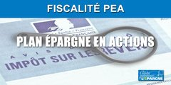 Fiscalité PEA 2020