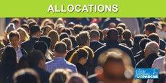 Allocations : revalorisation de l'AAH et de la prime d'activité de +0.30%, du RSA de +0.90%