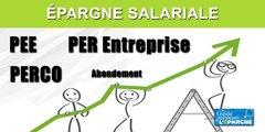 L'épargne salariale (PEE) et l'épargne retraite d'entreprise (PERCO/PERECO) en forte progression en 2019