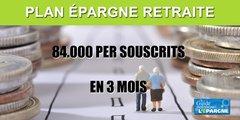 Épargne retraite : confirmation de l'intérêt des épargnants pour les PER