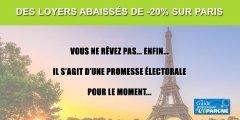 Immobilier : La maire de Paris promet des logements à loyers abordables pour les classes moyennes