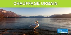 Annecy va chauffer et rafraîchir plusieurs centaines de logements grâce à l'eau de son lac