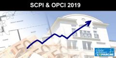 Performances des SCPI et OPCI, arrêtées au 30 juin 2019