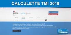 Calculette TMI 2019 (Taux Marginal d'Imposition)