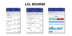 Bourse LCL : les investisseurs disposent d'une nouvelle application mobile