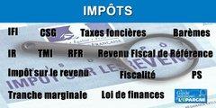 Barème des impôts 2007