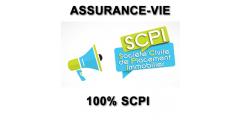Quel contrat d'assurance-vie choisir pour investir à 100% en SCPI ?