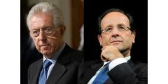 Rencontre Hollande / Monti : Super François et Super Mario sont sur un bateau…