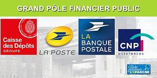 Grand pôle financier public : CDC, La Poste, La Banque postale et CNP Assurances unis pour le meilleur et le pire