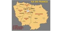 Budget 2019 de la région Île-de-France : 4,28 milliards d'euros, en baisse de -3.80% depuis 2017