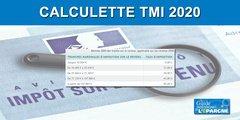 Calculette TMI 2020 (Taux Marginal d'Imposition)
