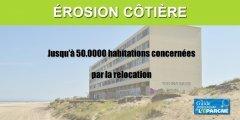 Immobilier : habiter le long des côtes est une bien mauvaise idée... Jusqu'à 50.000 habitations concernées