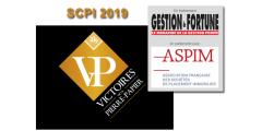 Pierre Papier : les meilleures SCPI 2019 du marché selon le magazine Gestion de Fortune
