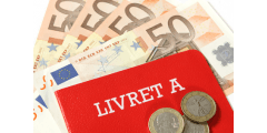 Livret A : 140 millions d'euros de dépôts supplémentaires en septembre