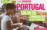 Immobilier au Portugal : 8e édition du salon du 17 au 19 mai 2019