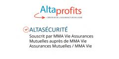 AltaSécurité Capital Décès MMA