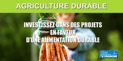 Épargner autrement : investir dans l'agriculture et l'alimentation durables ?