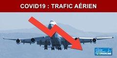 Aéroports parisiens : chute de 58% du trafic en mars, Air France en grande difficulté