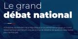 Grand Débat National : donnez votre avis en ligne, dès aujourd'hui et jusqu'au 15 mars 2019