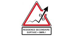 Résidences secondaires : Paris triple la surtaxe !