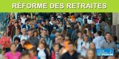 Réforme des retraites : les Français ne veulent pas des points, ni points bonus, ils veulent juste des ronds