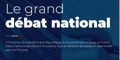 Grand débat national : les souhaits des Français et des PME vont dans le même sens
